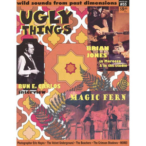 Ugly Things Issue 55 (Winter 2020)