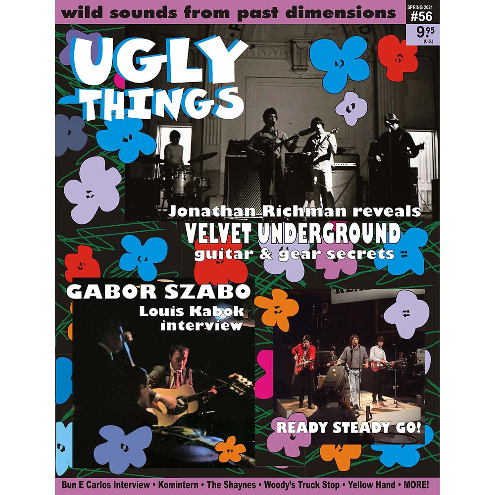 Ugly Things Issue 56 (Spring 2021)