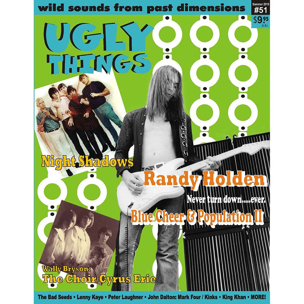 Ugly Things Issue 51 (Summer 2019)