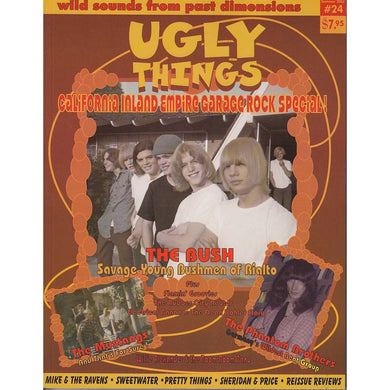 Ugly Things Issue 24 (Summer 2006)