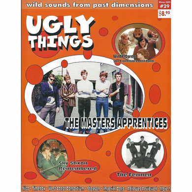 Ugly Things Issue 29 (Winter 2009)