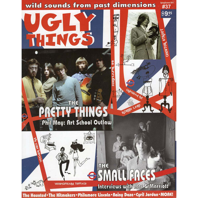 Ugly Things Issue 37 (Spring/Summer 2014)