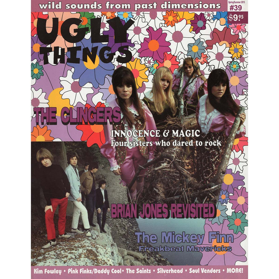 Ugly Things Issue 39 (Spring/Summer 2015)