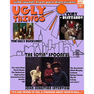 Ugly Things Issue 41 (Spring 2016) - Loving' Spoonful