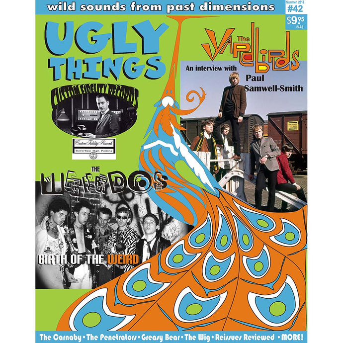 Ugly Things Issue 42 (Summer 2016) - The Yardbirds