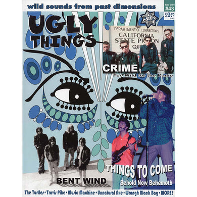 Ugly Things Issue 43 (Winter 2016/2017)