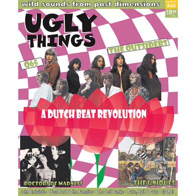 Ugly Things Issue 45 (Summer 2017)