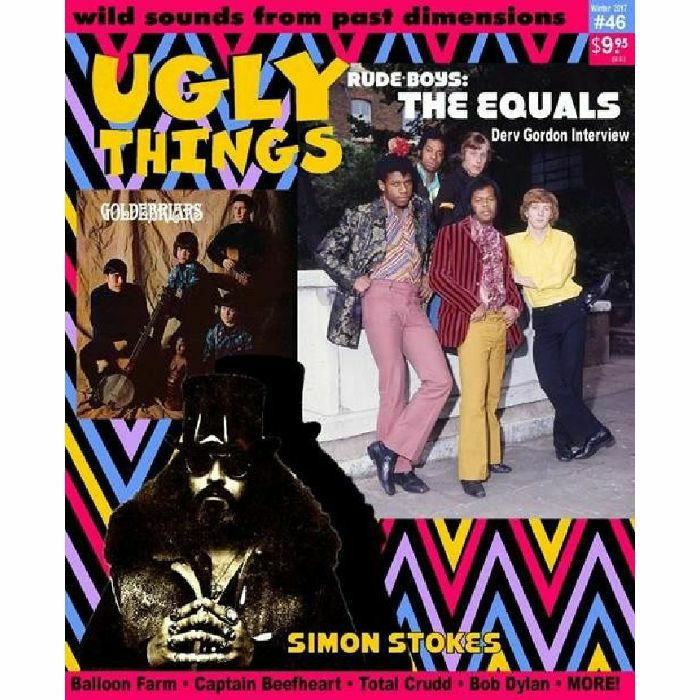 Ugly Things Issue 46 (Fall/Winter 2017 2018)
