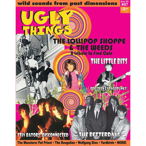 Ugly Things Issue 47 (Spring 2018)