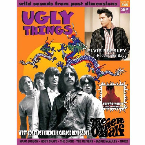 Ugly Things Issue 48 (Summer/Fall 2018)