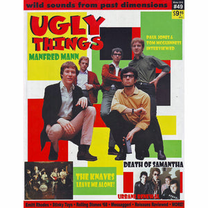 Ugly Things Issue 49 (Fall 2018/Winter 2019)