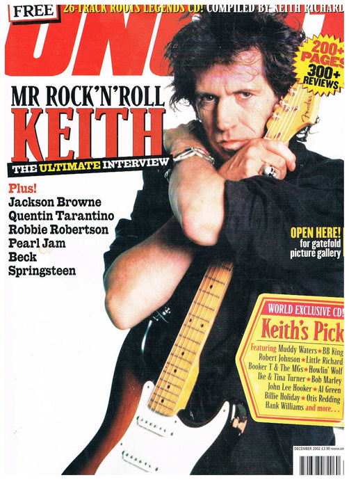 Uncut Magazine 067 (December 2002)