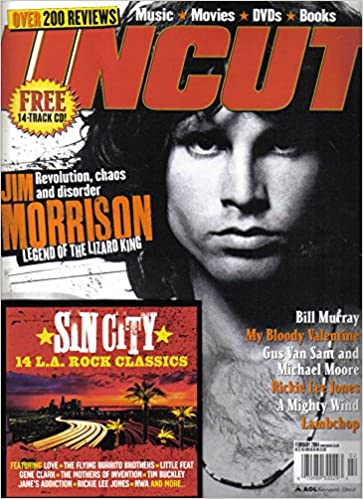 Uncut Magazine 081 (February 2004)