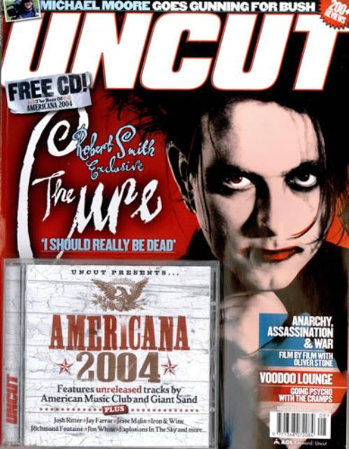 Uncut Magazine 087 (August 2004)