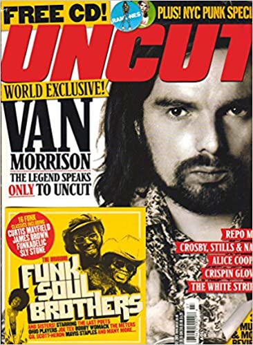 Uncut Magazine 098 (July 2005)