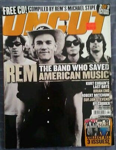 Uncut Magazine 099 (August 2005) Cover 2 of 3
