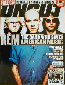 Uncut Magazine 099 (August 2005) Cover 3 of 3