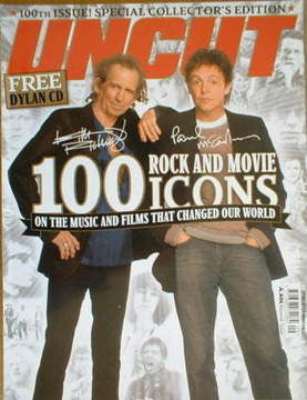 Uncut Magazine 100 (September 2005)