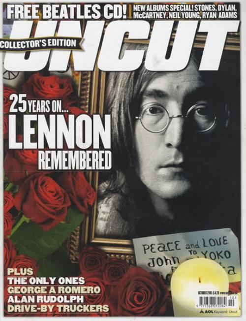 Uncut Magazine 101 (October 2005)