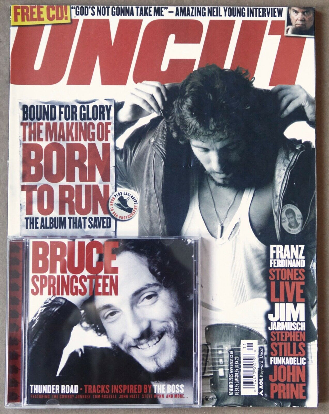 Uncut Magazine 102 (November 2005)