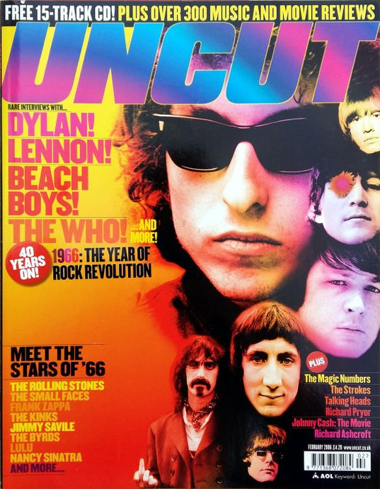 Uncut Magazine 105 (February 2006)