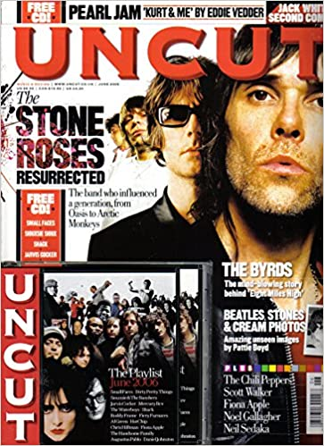 Uncut Magazine 109 (June 2006)