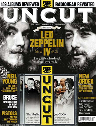 Uncut Magazine 110 (July 2006)