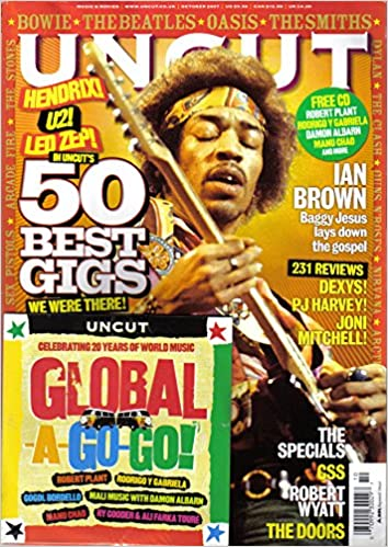 Uncut Magazine 125 (October 2007)