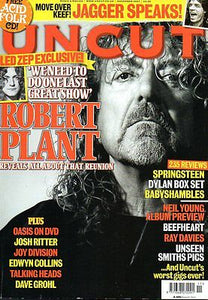 Uncut Magazine 126 (November 2007)
