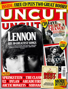 Uncut Magazine 128 (January 2008)