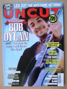 Uncut Magazine 129 (February 2008)