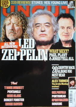 Uncut Magazine 132 (May 2008)