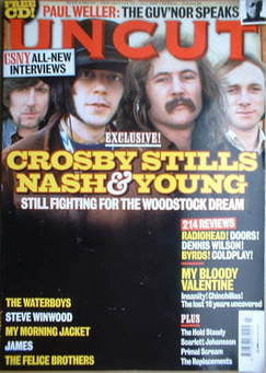 Uncut Magazine 134 (July 2008)