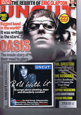 Uncut Magazine 136 (September 2008)