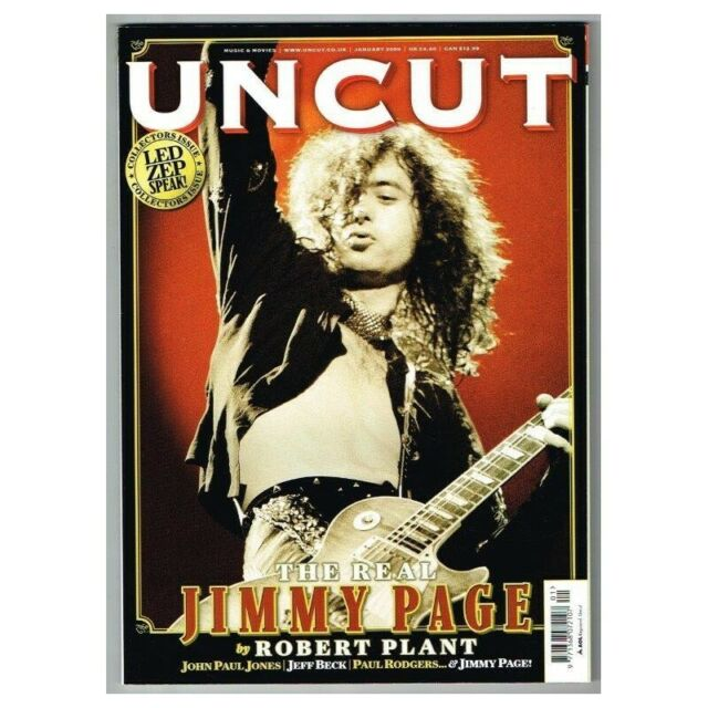 Uncut Magazine 140 (January 2009)