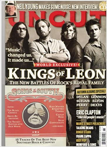 Uncut Magazine 162 (November 2010)