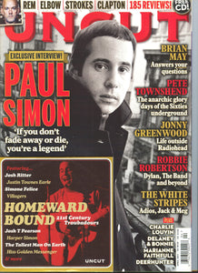 Uncut Magazine 167 (April 2011)