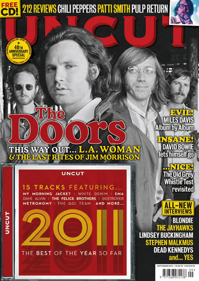 Uncut Magazine 172 (September 2011)