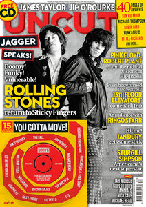 Uncut Magazine 218 (July 2015)