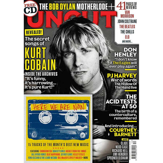 Uncut Magazine 223 (December 2015) - Kurt Cobain/Nirvana