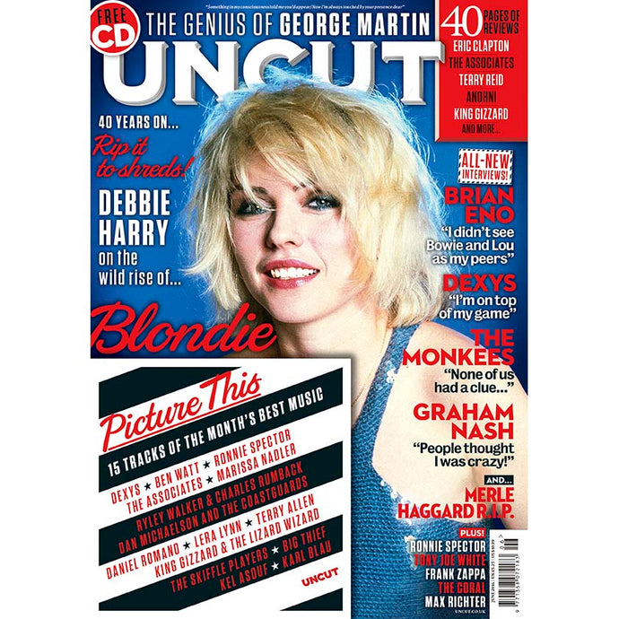 Uncut Magazine Take 229 (June 2016) - Blondie