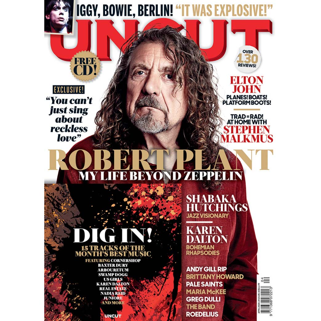 Uncut Magazine 275 (April 2020) - Robert Plant