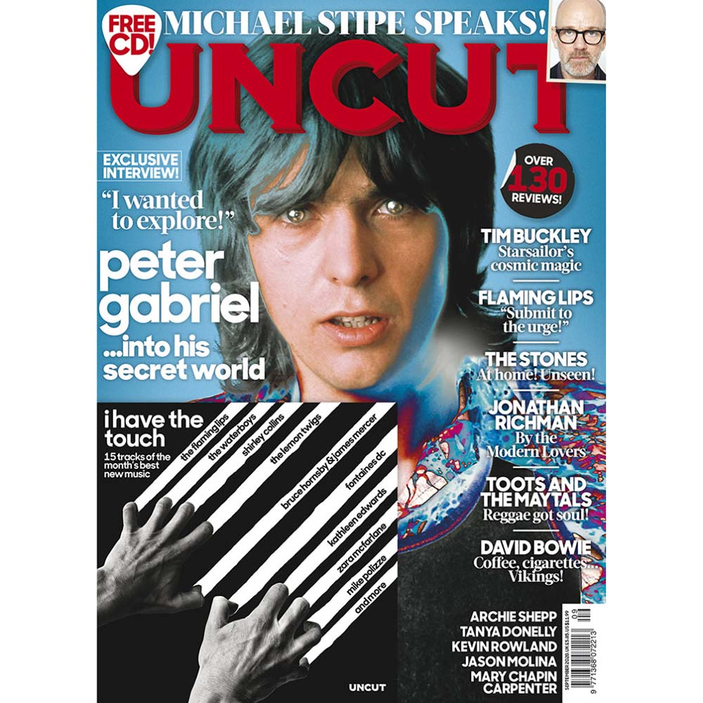 Uncut Magazine 280 (September 2020) - Peter Gabriel