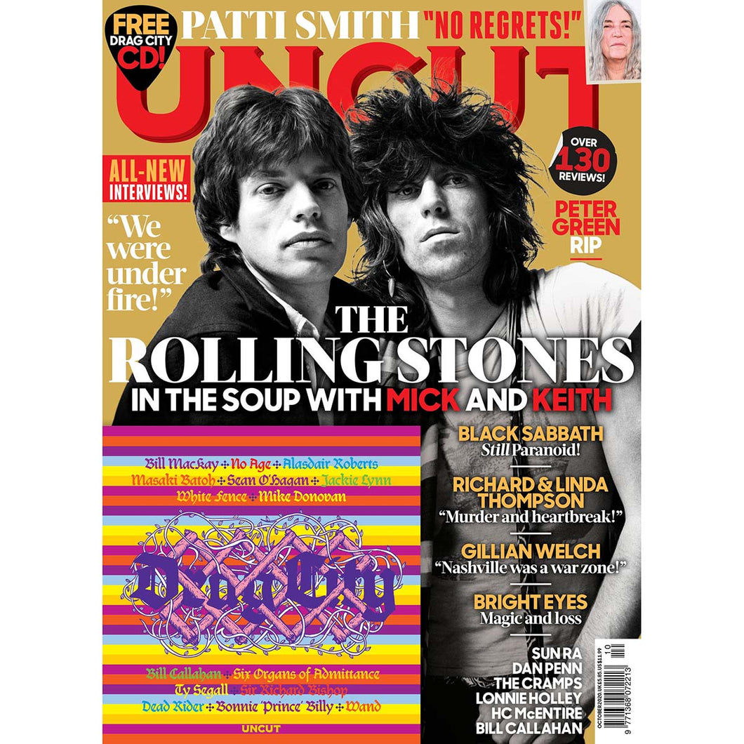 Uncut Magazine 281 (October 2020) - The Rolling Stones