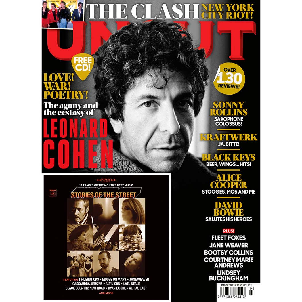 Uncut Magazine 286 (March 2021) Leonard Cohen