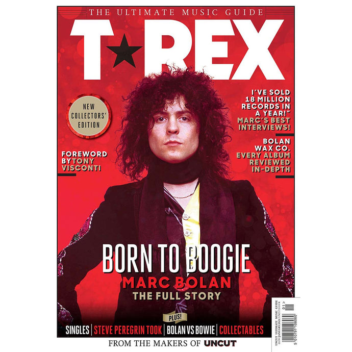 Uncut Magazine - Ultimate Music Guide: T-Rex (2021)