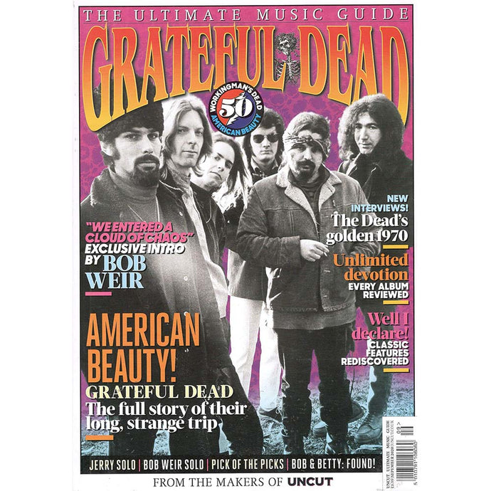 Uncut Ultimate Music Guide: Grateful Dead (September 2020)