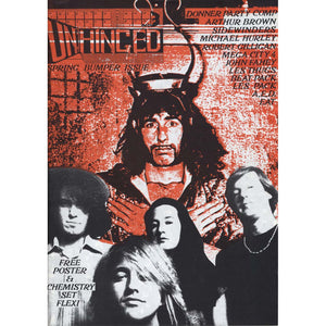 Unhinged Magazine Issue 03 (Spring 1989)