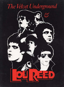 Velvet Underground & Lou Reed (Mike West)