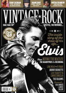 Vintage Rock Issue 38 (November-December 2018)